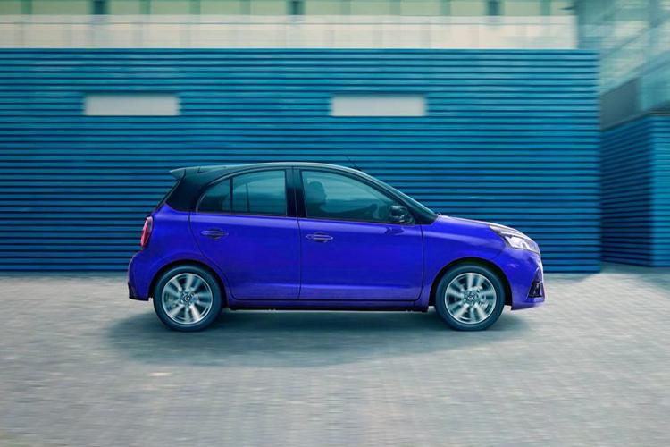 Nissan March 2021 renovada y más segura diseño desempeño
