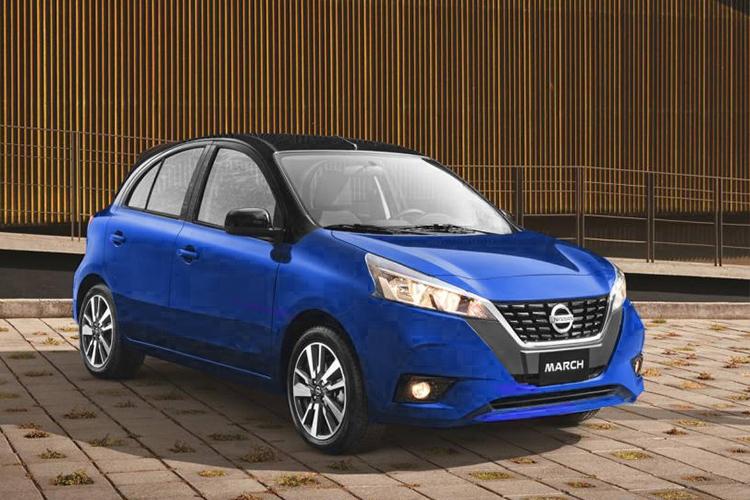 Nissan March 2021 renovada y más segura tecnología diseño desempeño