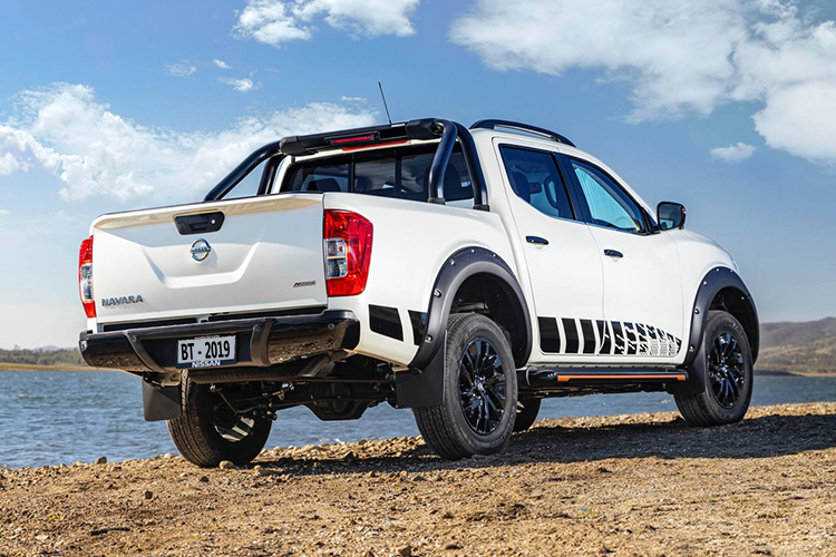 Nissan Navara N-Trek pick-up australia
