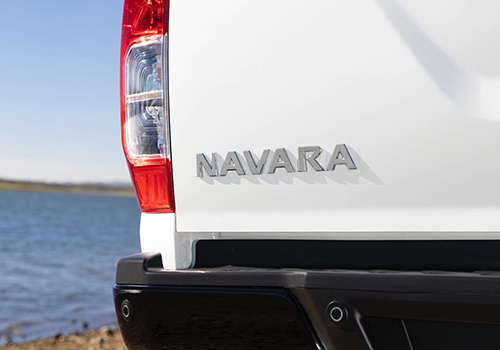 Nissan Navara N-Trek pick-up emblema
