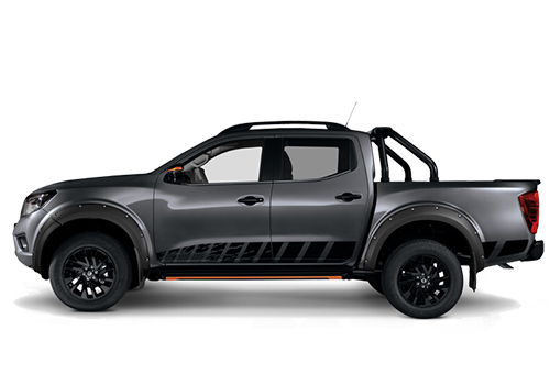 Nissan Navara N-Trek pick-up tecnologia e innovaciones