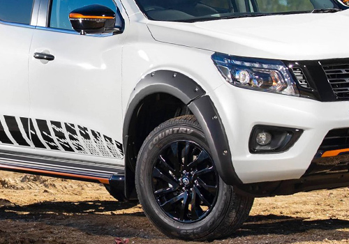 N-Trek pick-up vehiculo Australia tope de gama