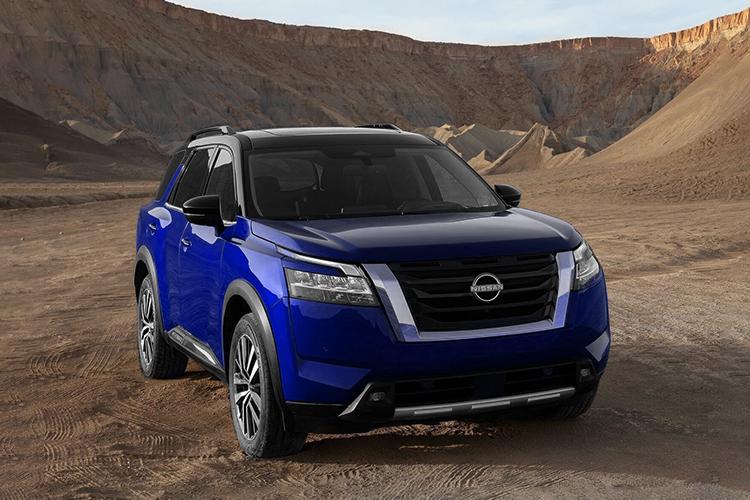 Nissan Pathfinder 2022 rediseñado espacio tecnología