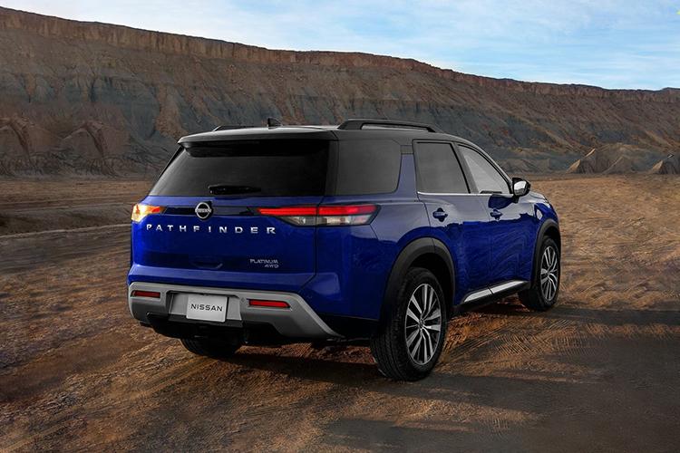 Nissan Pathfinder 2022 rediseñado innovaciones tecnología