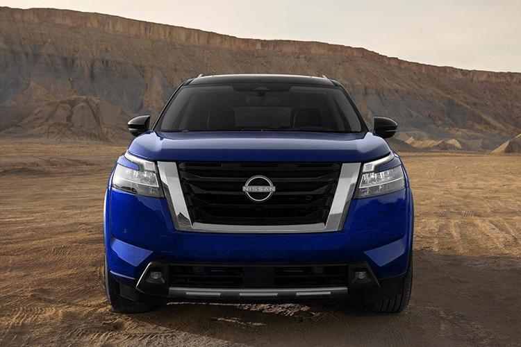 Nissan Pathfinder 2022 rediseñado innovaciones