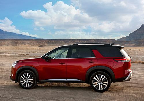 rediseñado potencia diseño modelos tecnología SUV