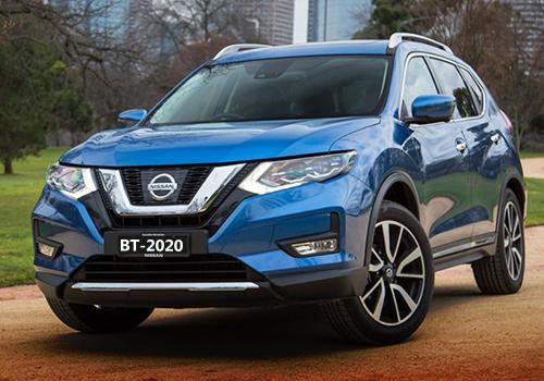 Nissan X-Trail 2020 descuentos Buen Fin 2020