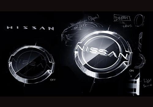 Nissan renueva su logo presentación