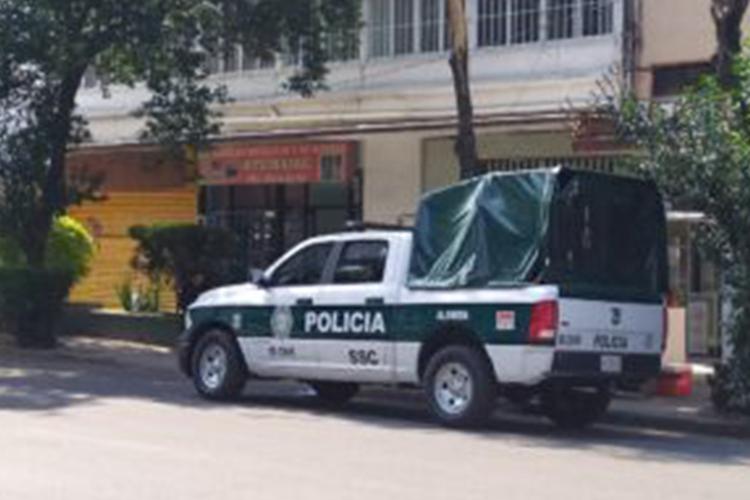 Nuevas Patrullas de la Ciudad de México con radio red TETRA