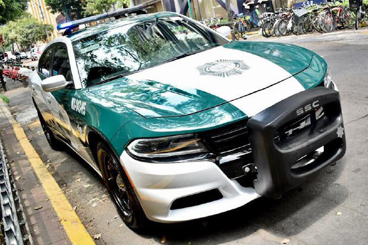 Nuevas Patrullas de la Ciudad de México estrena color