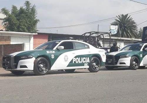 Nuevas Patrullas de la Ciudad de México jeep ram dodge y otros