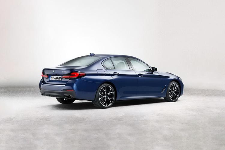 Nuevo BMW serie 5 carroceria