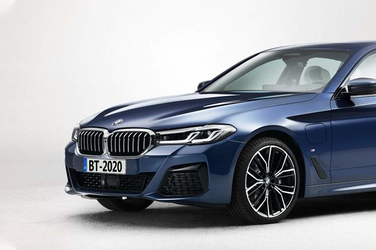 Nuevo BMW serie 5 diseño