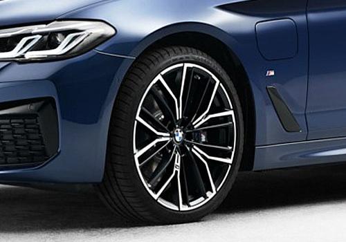 Nuevo BMW serie 5 llantas