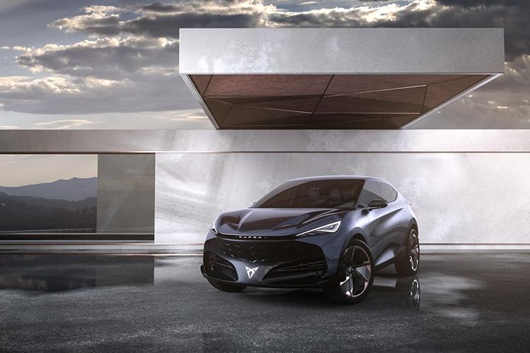 concept car SUV coupé