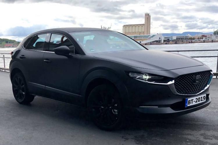 Nuevo Mazda potencia