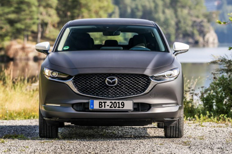 Nuevo Mazda velocidad