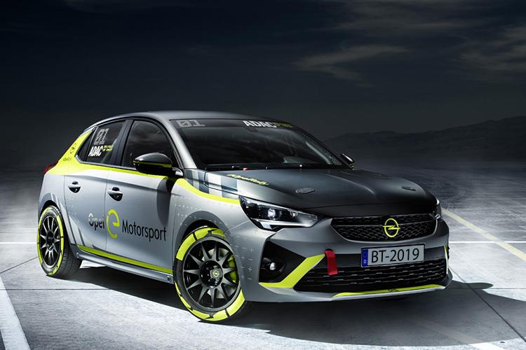 Nuevo Opel Corsa-e Rally 134 hp