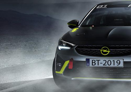 Nuevo Opel Corsa-e Rally innovaciones