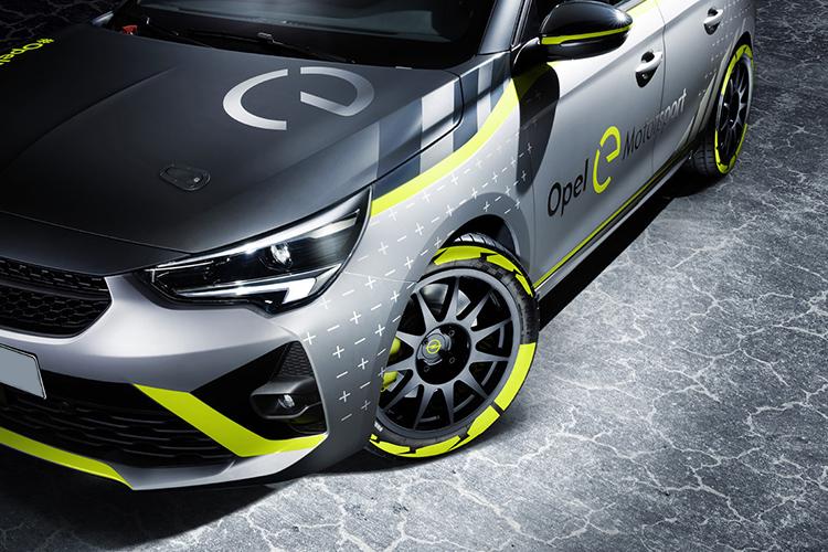 Nuevo Opel Corsa-e Rally nuevo modelo