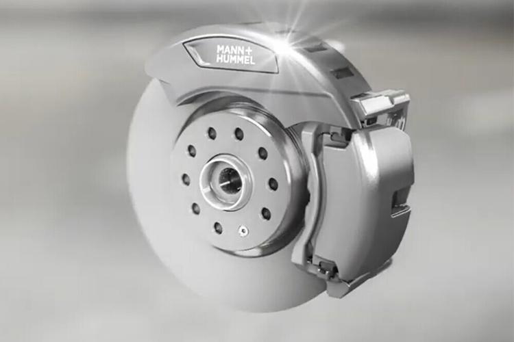 Nuevos frenos no contaminantes Mann+Hummel para cualquier vehículo