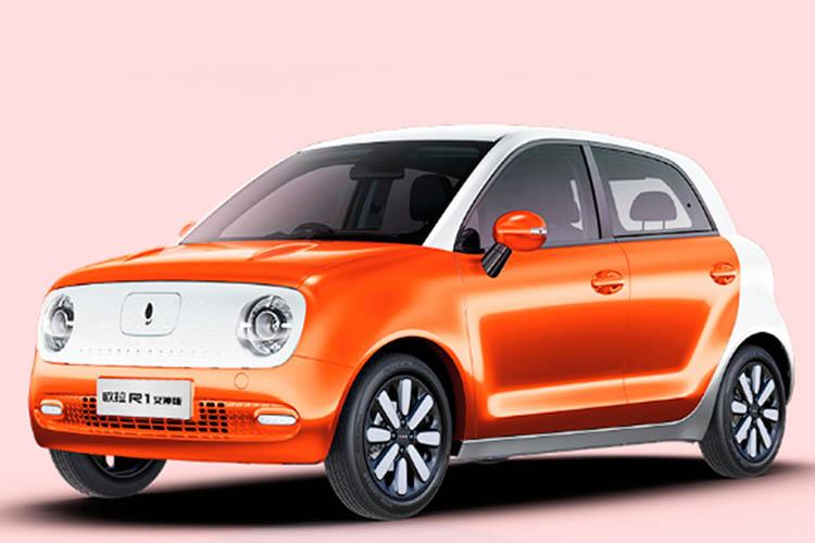 RA R1 vehiculo eléctrico compacto