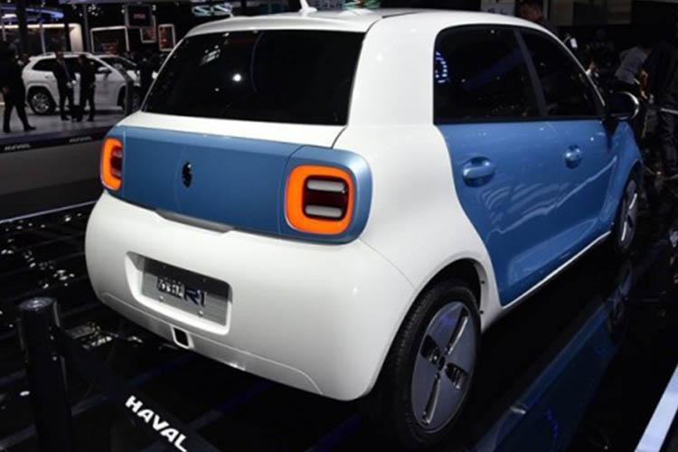 ORA R1 vehiculo eléctrico marca ORA EV de Great Wall Motors