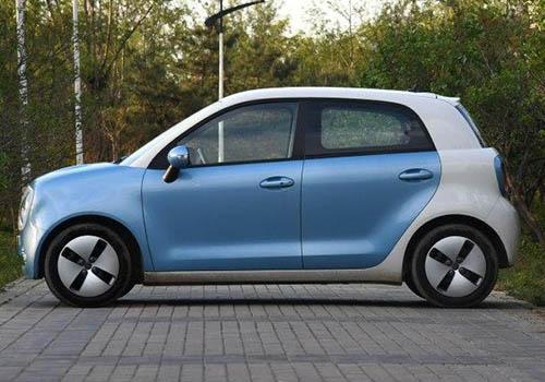 vehiculo electrico con autonomia de 240 kilómetros