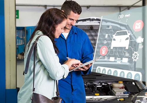 promociones en el sector automotor taller reparacion descuentos