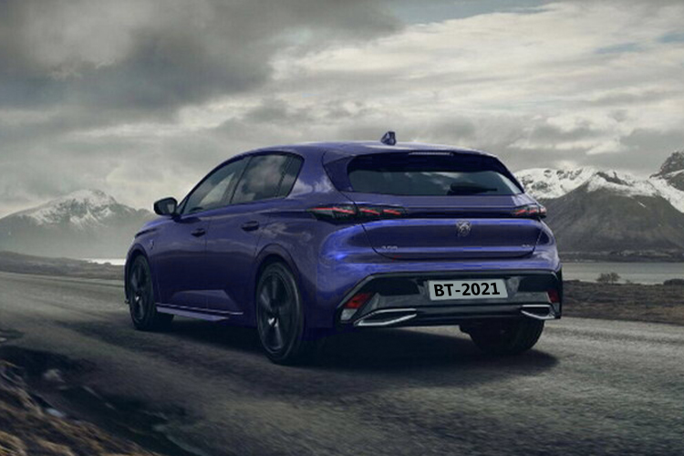 Peugeot 308 2022 tercera generación rendimiento