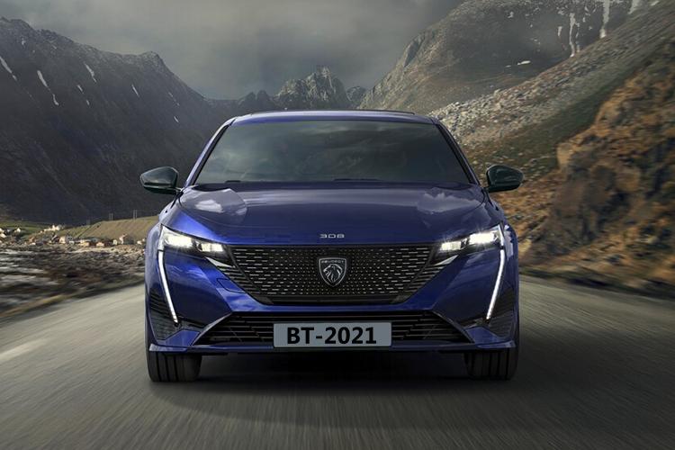 Peugeot 308 2022 tercera generación variantes disponibles