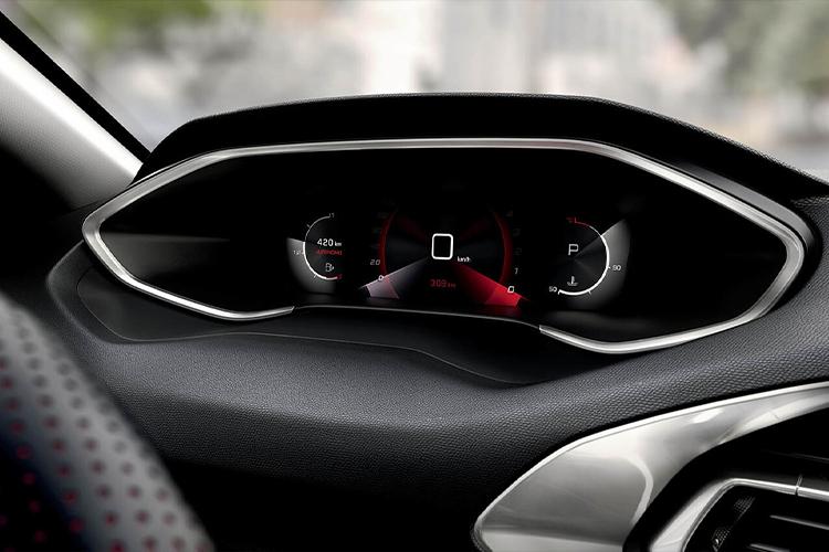 Peugeot 308 pierde cuadro de instrumentos debido a escasez de componentes modelos tecnologia