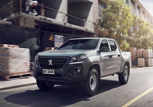 Peugeot Landtrek nuevos modelos
