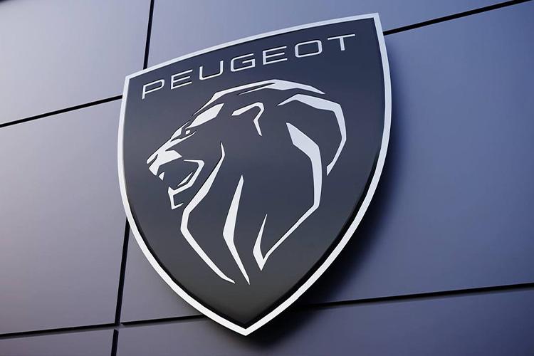 Peugeot moderniza su logo diseño tipo escudo