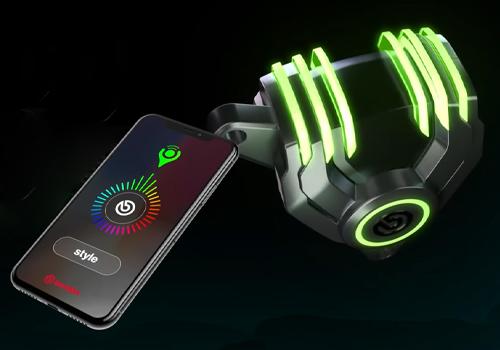 New G Sessanta prototipo autos diseño iluminación LED tecnología innovaciones