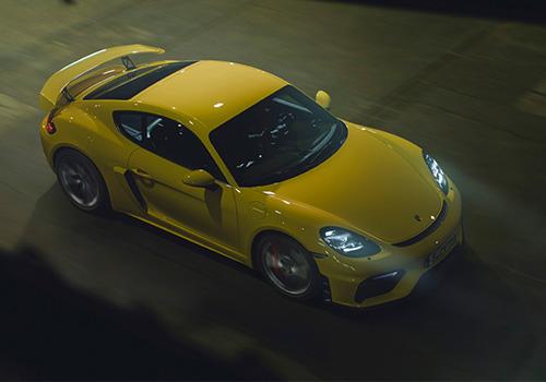 Porsche 718 Cayman GT4 vehiculos 718 spyder