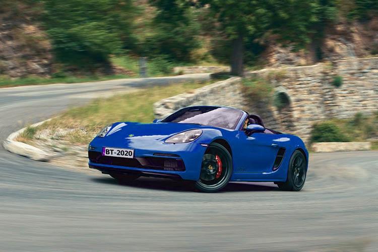 Porsche 718 Cayman GTS 4.0 y Boxster GTS 4.0 tecnología