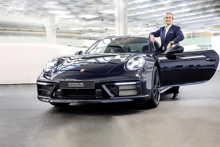 Porsche 911 Belgian Legend Edition solo 75 unidades