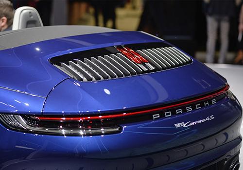 Porsche 911 Carrera S y 4S nueva tecnologia
