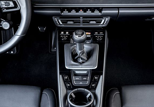 Porsche 911 Carrera S y 4S transmisión