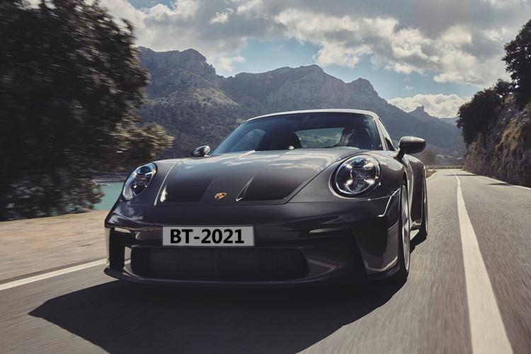 Porsche 911 GT3 Touring equipamiento diseño innovaciones rediseño tecnología