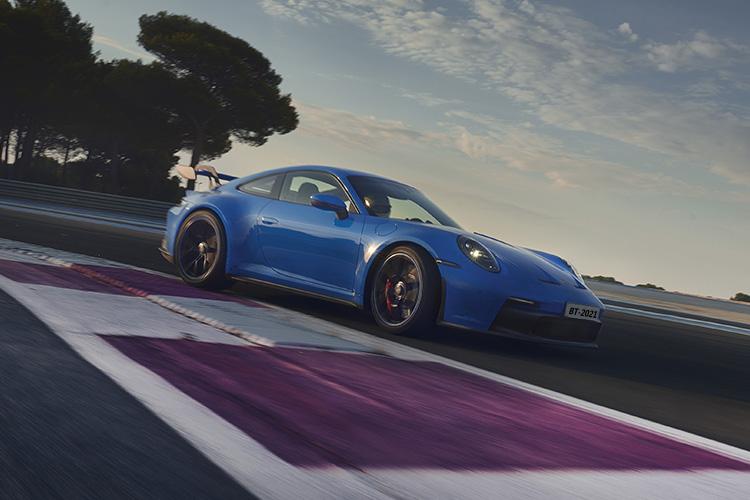 Porsche 911 GT3 rediseñado 2021características