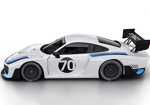 Porsche 935 Sachs edicion tributo