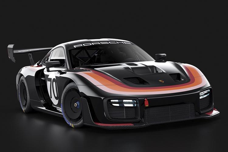 Porsche 935 interscope edicion tributo