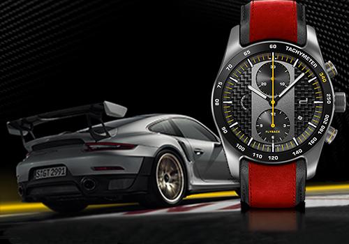 Porsche Desing Chronograph 911 GT2 RS