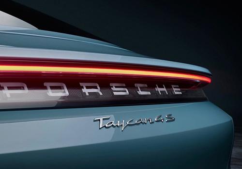 Porsche Taycan 4S totalmente electrico autonomia