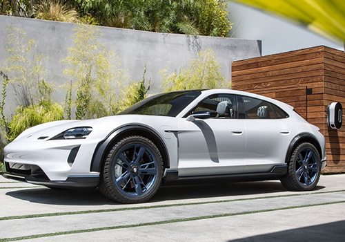 Porsche Taycan Cross Turismo carrocería nuevos modelos