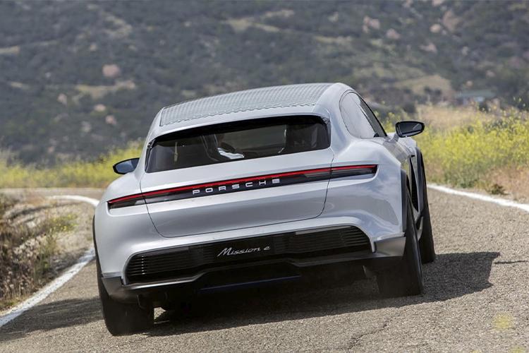Porsche Taycan Cross Turismo nuevos modelos