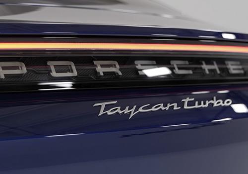 Porsche Taycan Turbo nuevos vehiculos