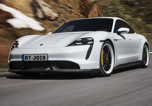 Porsche Taycan Turbo tecnologia velocidad sistema innovaciones